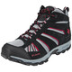 Columbia North Plains Mid Waterproof Shoes Children grey/black
